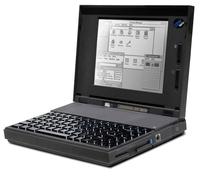 IBM ThinkPad 350